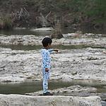 Pedernales Falls<br /> morning pajama hike