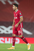 1st October 2020; Anfield, Liverpool, Merseyside, England; English Football League Cup, Carabao Cup, Liverpool versus Arsenal; Marko Grujic of Liverpool