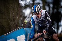 Tim Merlier (BEL/Creafin-Fristads)<br /> <br /> 82nd Druivencross Overijse 2019 (BEL)<br />  <br /> ©kramon
