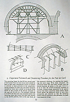 Teaching Aid: Conjectural Falsework and Decentering Procedure for the Pont de Gard