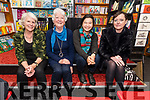 Camilla Dinkel (Dingle Lit), Noreen Kavanagh, author Úna-Minh Kavanagh and dr. Leann Lane at Úna's event 'Are You Really Irish?' during the Dingle Literary Festival over the weekend.