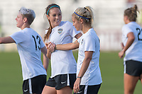 College Station, TX - Saturday March 23, 2019: Houston Dash vs Texas A&M in a preseason scrimmage at Ellis Field on the Texas A&M campus.