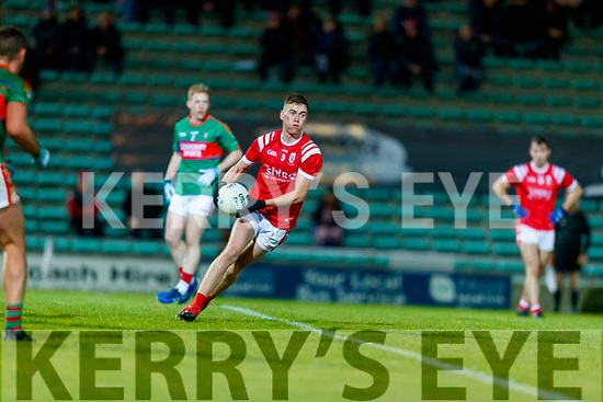 Ronan Buckley, East Kerry during the Kerry County Senior Football Championship Final match between East Kerry and Mid Kerry at Austin Stack Park in Tralee on Saturday night.