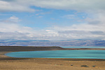 A lake in Patagonia on the border of Chile and Argentina.