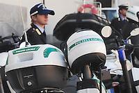 - Milan, urban policemen ....- Milano, vigili urbani