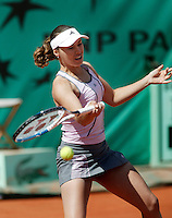 2-6-06,France, Paris, Tennis , Roland Garros, Martina Hingis