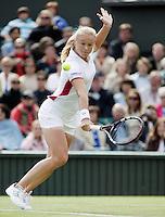 27-6-07,England, Wimbldon, Tennis,  Dushevina