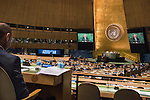 Azerbaijan<br /> H.E. Mr. H.E. Elmar Maharram oglu Mammadyarov<br /> Minister for Foreign Affairs<br /> <br /> General Assembly Seventy-first session, 17th plenary meeting<br /> General Debate