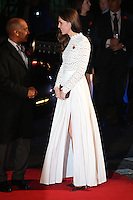 """Kate, Duchess of Cambridge<br /> at the Premiere of """"A Street Cat Named Bob"""", Curzon Mayfair, London.<br /> <br /> <br /> ©Ash Knotek  D3194  03/11/2016"""