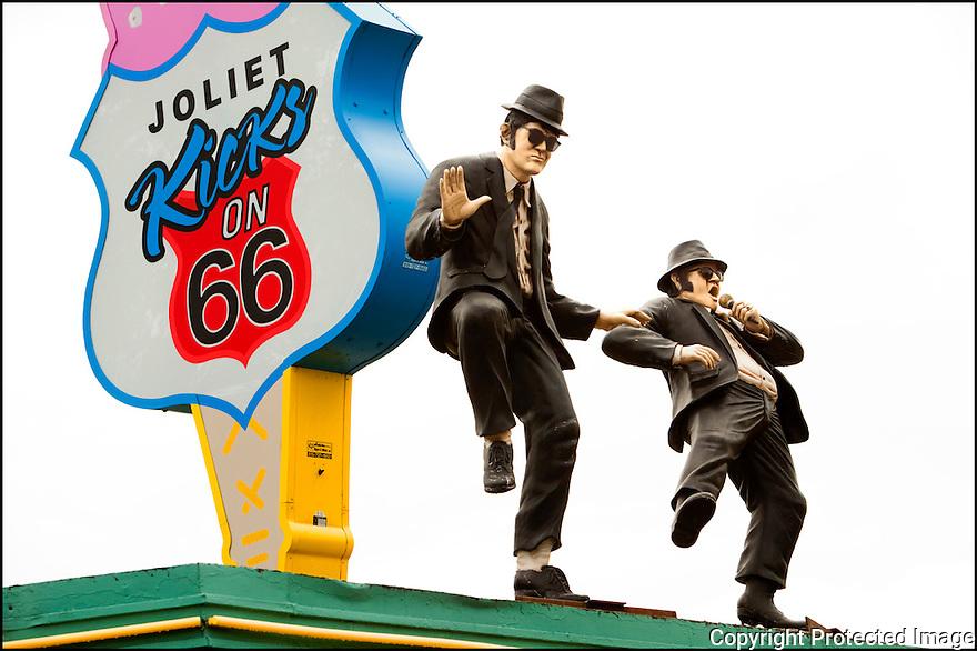 Illinois-Route 66<br /> Joliet