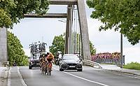 breakaway group<br /> <br /> Grote Prijs Marcel Kint 2021<br /> One day race from Zwevegem to Kortrijk (196km)<br /> <br /> ©kramon