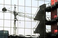 - palazzi per uffici alla periferia sud della città....- office building at south periphery of the city........