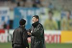 Seongnam Ilhwa Chunma (KOR) vs Al-Ittihad (KSA) during the 2004 AFC Champions League Final 2nd leg match on 01 December 2004 at Seongnam 2 Stadium, Seongnam, Korea.