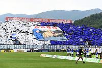 coreografia tifosi Brescia<br /> Brescia 22-4-2019 Stadio Mario Rigamonti <br /> Football Serie B 2018/2019 Brescia - Salernitana <br /> photo Daniele Buffa / Image Sport / Insidefoto