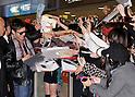 Zac Efron Arrives at Japan