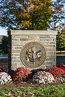 Colgate University campus, Hamilton, New York, USA