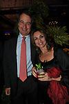 "GIANLUCA VERZELLI CON PAOLA LUCISANO<br /> PRESENTAZIONE SIGARO TOSCANO ""OPERA "" MST A VILLA AURELIA  ROMA 2014"