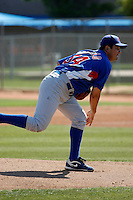 Marco Carrillo - Chicago Cubs - 2009 spring training.Photo by:  Bill Mitchell/Four Seam Images