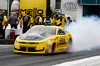 27th September 2020, Gainsville, Florida, USA;  Pro Stock driver Jeg Coughlin Jr.(20Jegs.com during the 51st annual Amalie Motor Oil NHRA Gatornationals