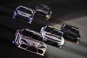 #20: Harrison Burton, Joe Gibbs Racing, Toyota Supra Dex Imaging, #10: Ross Chastain, Kaulig Racing, Chevrolet Camaro Chevy Accessories, #1: Michael Annett, JR Motorsports, Chevrolet Camaro TMC