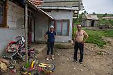 The poor community of Roma in Zabala