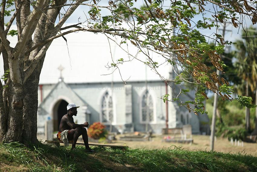 All Saints Church.Saint Peter Parish.Barbados.