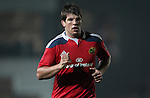 Second row Donncha O'Callaghan of Munster Rugby.<br /> <br /> Guinness Pro 12<br /> Newport Gwent Dragons v Munster Rugby<br /> Rodney Parade<br /> 21.11.14<br /> ©Steve Pope-SPORTINGWALES