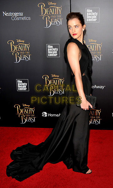 NEW YORK, NY - March 13 : Emma Watson attends the 'Beauty And The Beast' New York screening at Alice Tully Hall, Lincoln Center on March 13, 2017 in New York City.<br /> CAP/MPI/JP<br /> ©JP/MPI/Capital Pictures