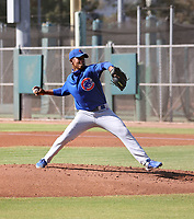 Jose Miguel Gonzalez - 2020 AIL Cubs (Bill Mitchell)