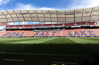 SANDY, UT - JUNE 10: Real Salt Lake during a game between Costa Rica and USMNT at Rio Tinto Stadium on June 10, 2021 in Sandy, Utah.