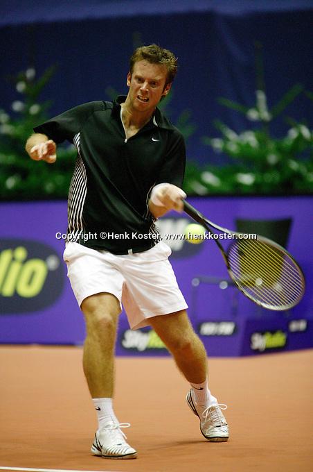 13-12-06,Rotterdam, Tennis Masters 2000,  Wouter Standaart