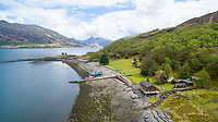 Picturesque home of world record-holding adventurer Tom McClean has gone on the market.
