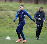 07.03.2019 Rangers training: Ryan Kent
