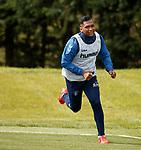 09.05.2019 Rangers training: Alfredo Morelos