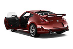 2013 Nissan 370Z Nismo Coupe Doors Stock Photo