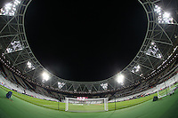 General view of the ground ahead of West Ham United vs Burnley, Premier League Football at The London Stadium on 14th December 2016