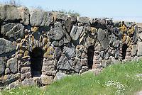 Frederiksø, Ertholmene (Erbseninseln) bei Bornholm, Dänemark, Europa<br /> Frederiksø, Ertholmene, Isle of Bornholm Denmark