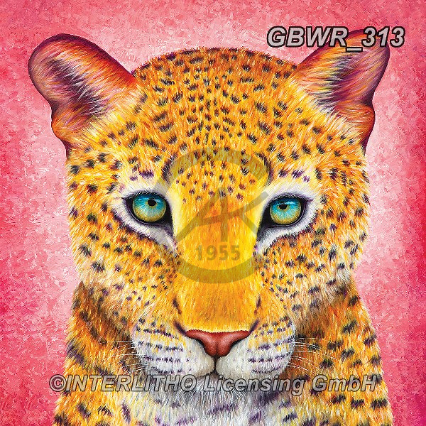 Simon, REALISTIC ANIMALS, REALISTISCHE TIERE, ANIMALES REALISTICOS, innovativ, paintings+++++RachelFroud_Leopard,GBWR313,#a#, EVERYDAY