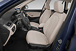 Front seat view of 2020 BMW X1 X-Line 5 Door SUV Front Seat  car photos