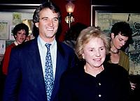 Robert Kennedy Jr & Ethel Kennedy 1993<br /> Photo By John Barrett-PHOTOlink.net / MediaPunch