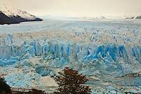 Perito Moreno glacier inPatagonia Argentina