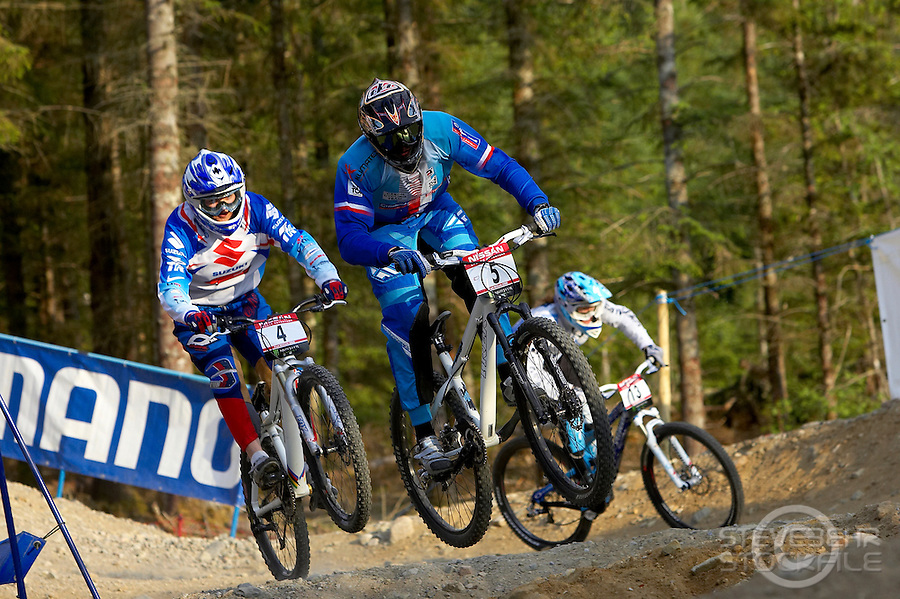 ..Fort William World Cup , Scotland June 2008..pic copyright Steve Behr / Stockfile