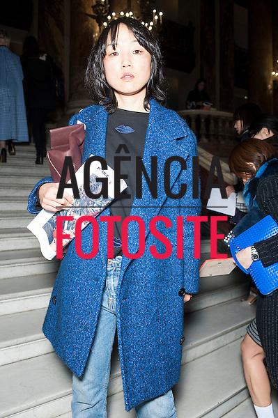 Paris, Franca – 02/2014 - Desfile de Stella McCartney durante a Semana de moda de Paris - Inverno 2014.<br /> Foto: FOTOSITE