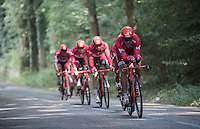 Team Katusha <br /> <br /> 12th Eneco Tour 2016 (UCI World Tour)<br /> stage 5 (TTT) Sittard-Sittard (20.9km) / The Netherlands
