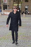 Igor Bogdanoff - Hommage à Gonzague Saint Bris en l'église Saint-Sulpice à Paris, France - 28/09/2017