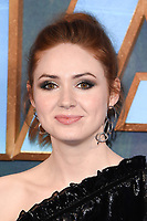 "Karen Gillan<br /> at the ""Guardians of the Galaxy 2"" premiere held at the Hammersmith Apollo, London. <br /> <br /> <br /> ©Ash Knotek  D3257  24/04/2017"