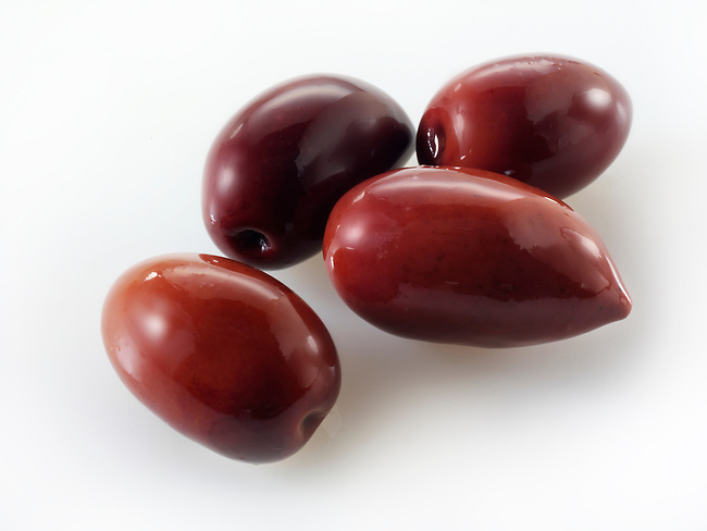 Whole Kalamata olives