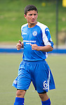 St Johnstone U16's.Leon Gopal.Picture by Graeme Hart..Copyright Perthshire Picture Agency.Tel: 01738 623350  Mobile: 07990 594431