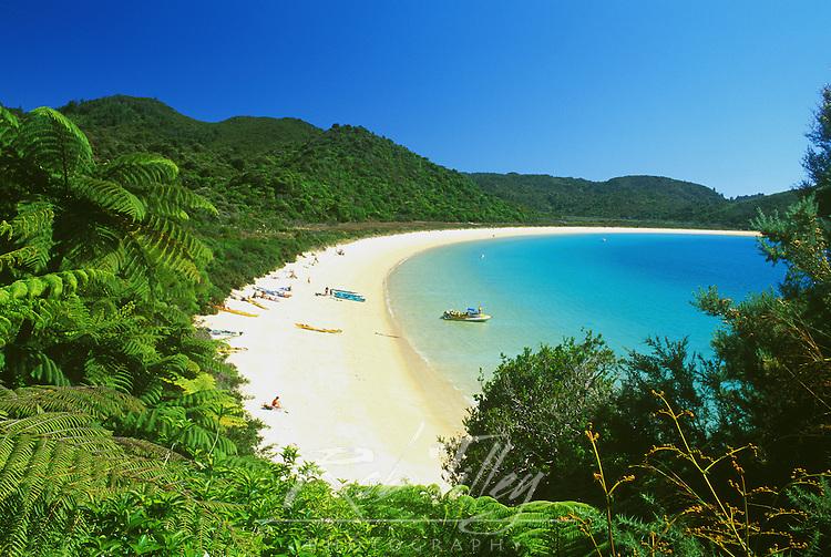 Tonga Bay, Abel Tasman NP, South Island, New Zealand