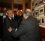 """LINO JANNUZI CON ANTONIO MARTINO<br /> 75° COMPLEANNO DI LINO JANNUZZI - """"DA FORTUNATO AL PANTHEON"""" ROMA 2003"""